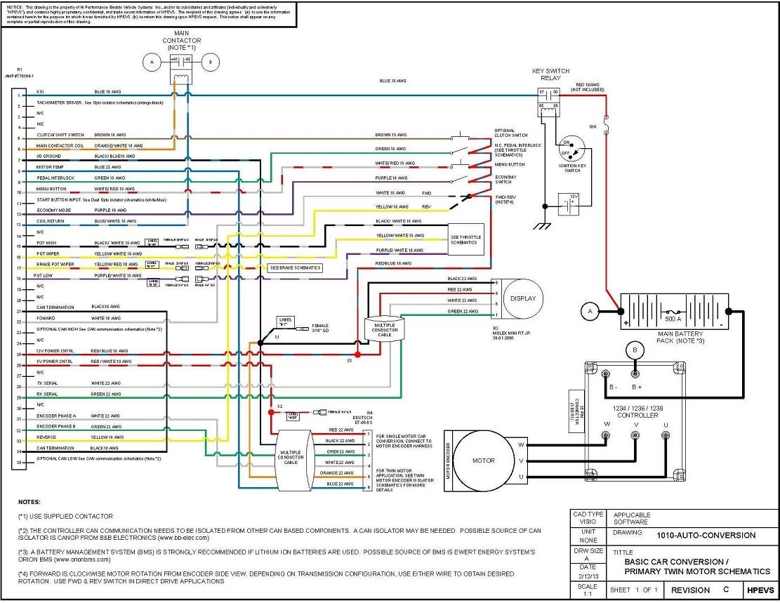 Wondrous Ev Conversion Schematic New Electric Vehicle Wiring Diagram Diyguru Wiring Cloud Faunaidewilluminateatxorg