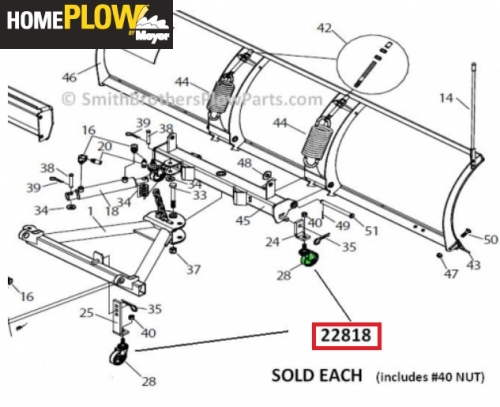 yx1596 home wiring diagram e47 meyers snow plow