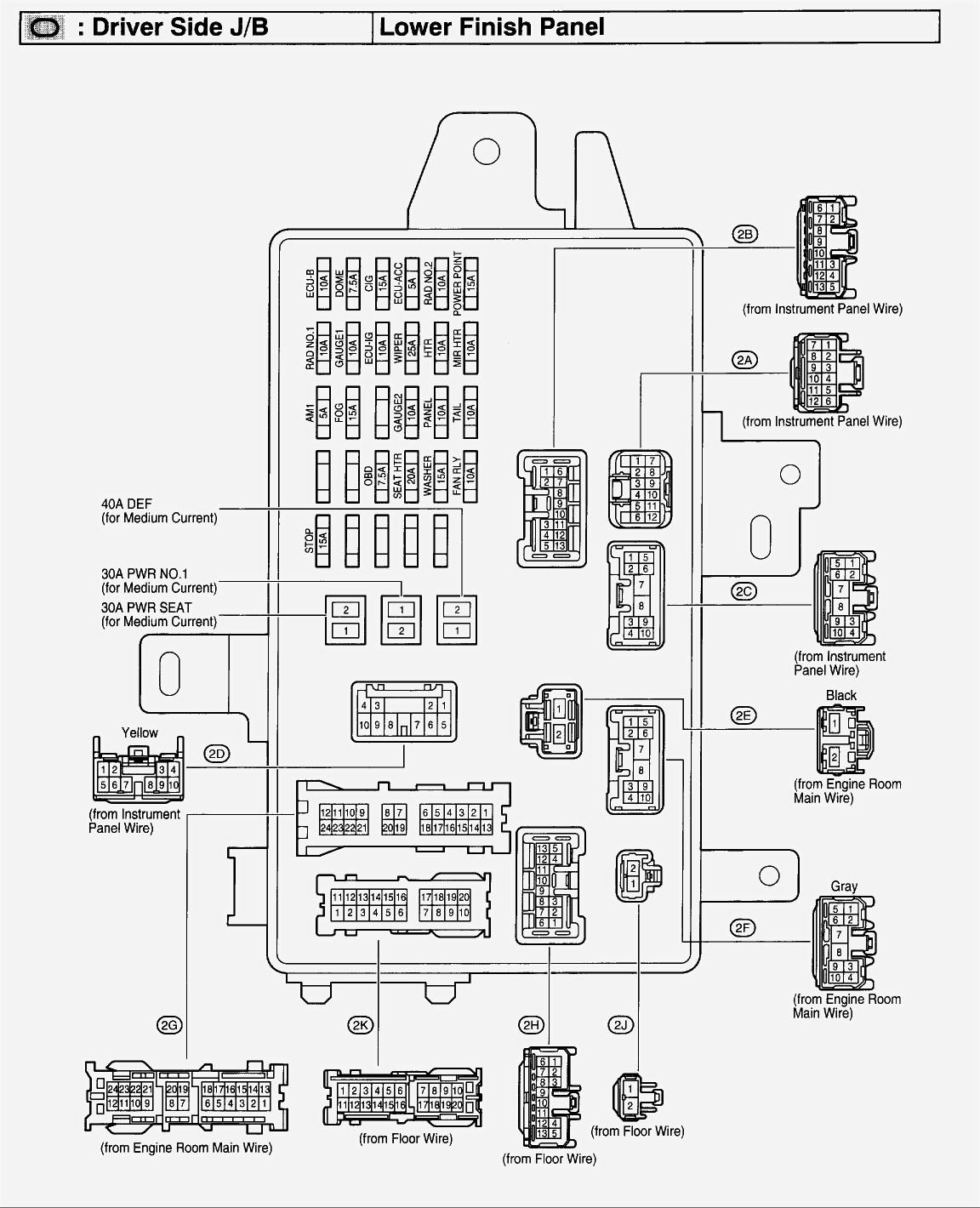 2011 Toyota Camry Wiring Diagram 1990 Camaro Fuse Box Diagramford Foreman Waystar Fr