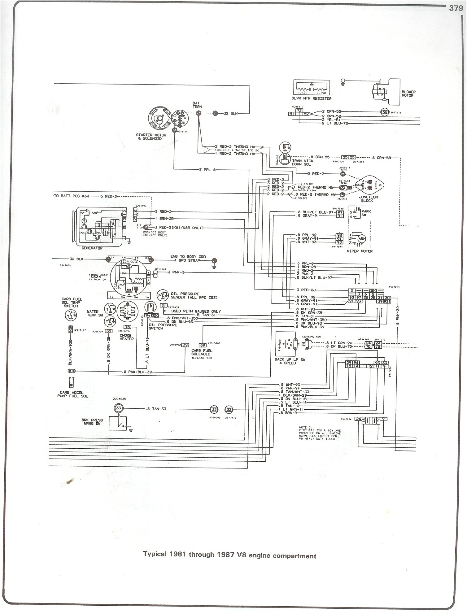 Marvelous 79 Blazer Wiring Diagram Wiring Diagram Database Wiring Cloud Grayisramohammedshrineorg