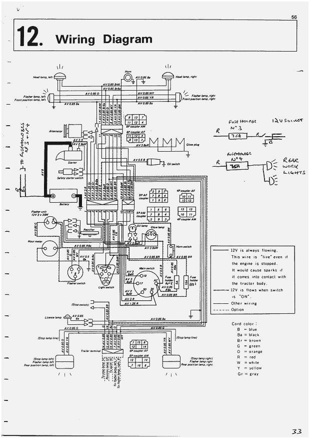 Kubota Zd326 Wiring Diagram
