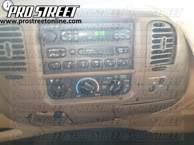 Stupendous 1999 Ford E350 Stereo Wiring Diagram Wiring Diagram Tutorial Wiring Cloud Picalendutblikvittorg