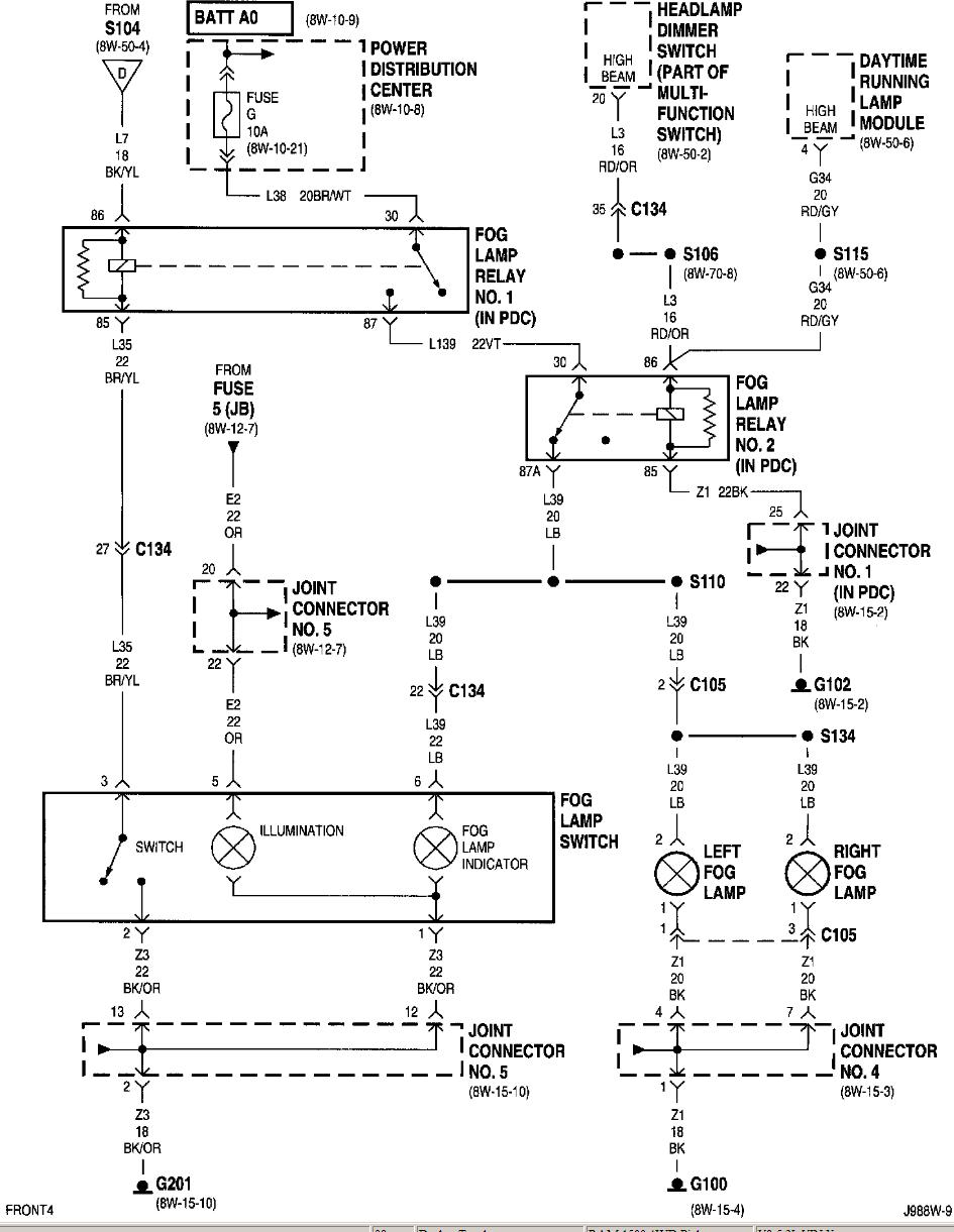 2012 Dodge Ram Fog Lights Wiring Diagram Starter Motor Solenoid Wiring Diagram Basic Wiring Yenpancane Jeanjaures37 Fr
