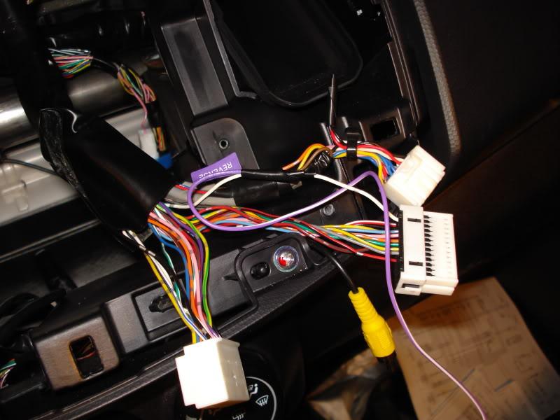 Mitsubishi Outlander Stereo Wiring Diagram