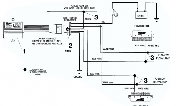 3 Wire Strobe Light Wiring Diagram - Collection