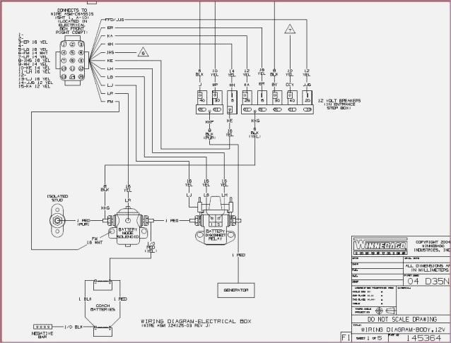 motorhome wiring schematic  three prong range cord wire