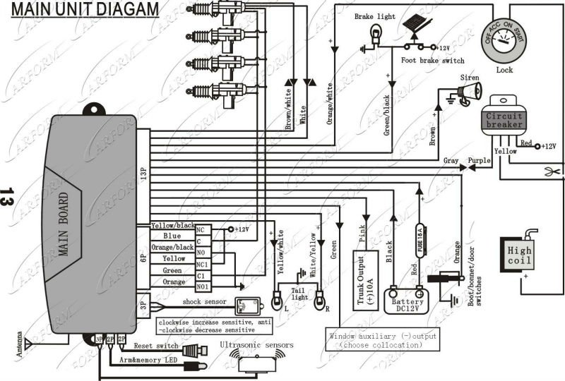bulldog keyless entry system wiring diagram yg 4700  car alarm wiring diagram together with car keyless entry  yg 4700  car alarm wiring diagram