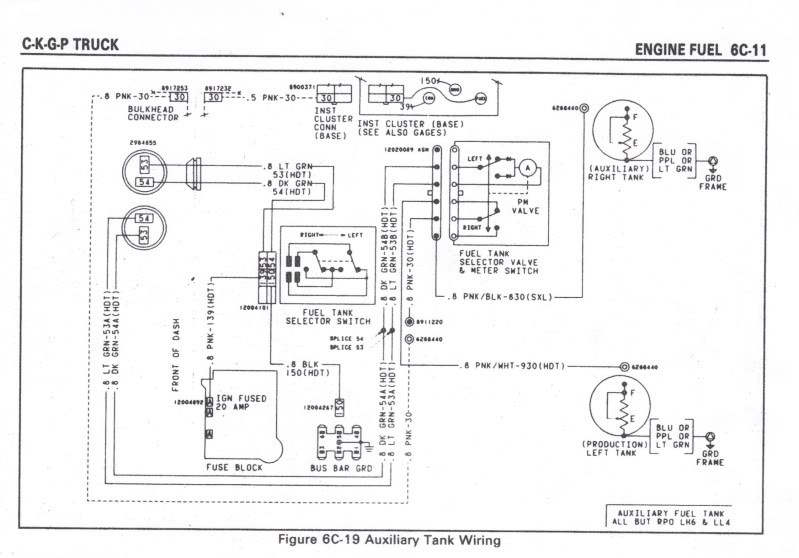 1985 chevy fuel gauge wiring  2011 avalanche wiring diagram