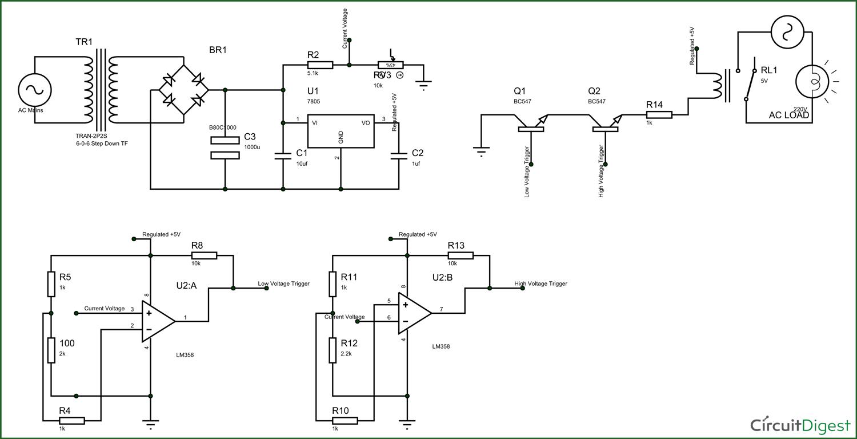 Stupendous Electronic Circuit Breaker Schematic Diagram Wiring Cloud Counpengheilarigresichrocarnosporgarnagrebsunhorelemohammedshrineorg