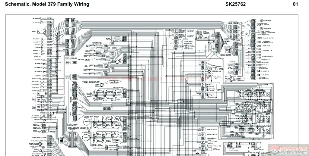 Peterbilt 359 Wiring Diagram
