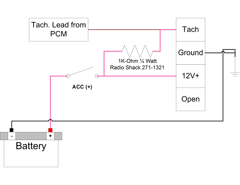 Fine Dixco Tach Wiring Diagram Wiring Library Wiring Cloud Rineaidewilluminateatxorg