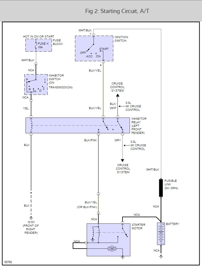 Groovy Nissan Starter Relay Wiring Diagram Basic Electronics Wiring Diagram Wiring Cloud Ittabisraaidewilluminateatxorg