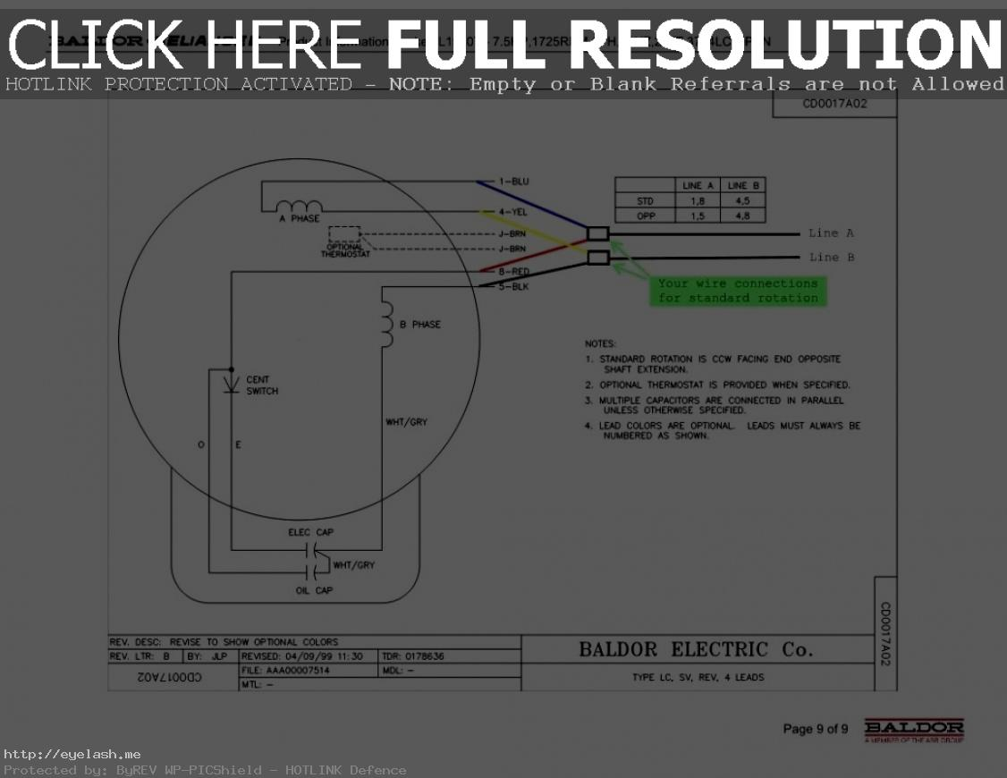 Baldor Electric Motor Capacitor Wiring 92 Accord Radio Wiring Fuse Box Asyikk Masuk1 Waystar Fr