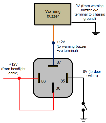 Fabulous 4 Pole Relay Wiring Diagram Basic Electronics Wiring Diagram Wiring Cloud Photboapumohammedshrineorg