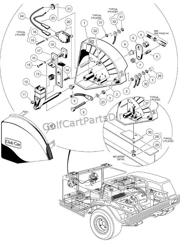 Ra 6589 Ezgo Golf Cart 36 Volt Solenoid Wiring Diagram Download Diagram