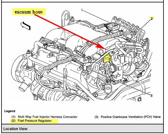 Kx 4011  2004 Pontiac Grand Prix Cooling System 2004