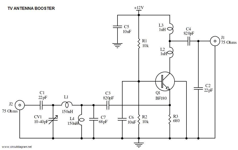 [SCHEMATICS_43NM]  LK_4385] Wideband Active Antenna Circuit Download Diagram   Vhf Antenna Wiring Diagram      Phil Indi Mohammedshrine Librar Wiring 101