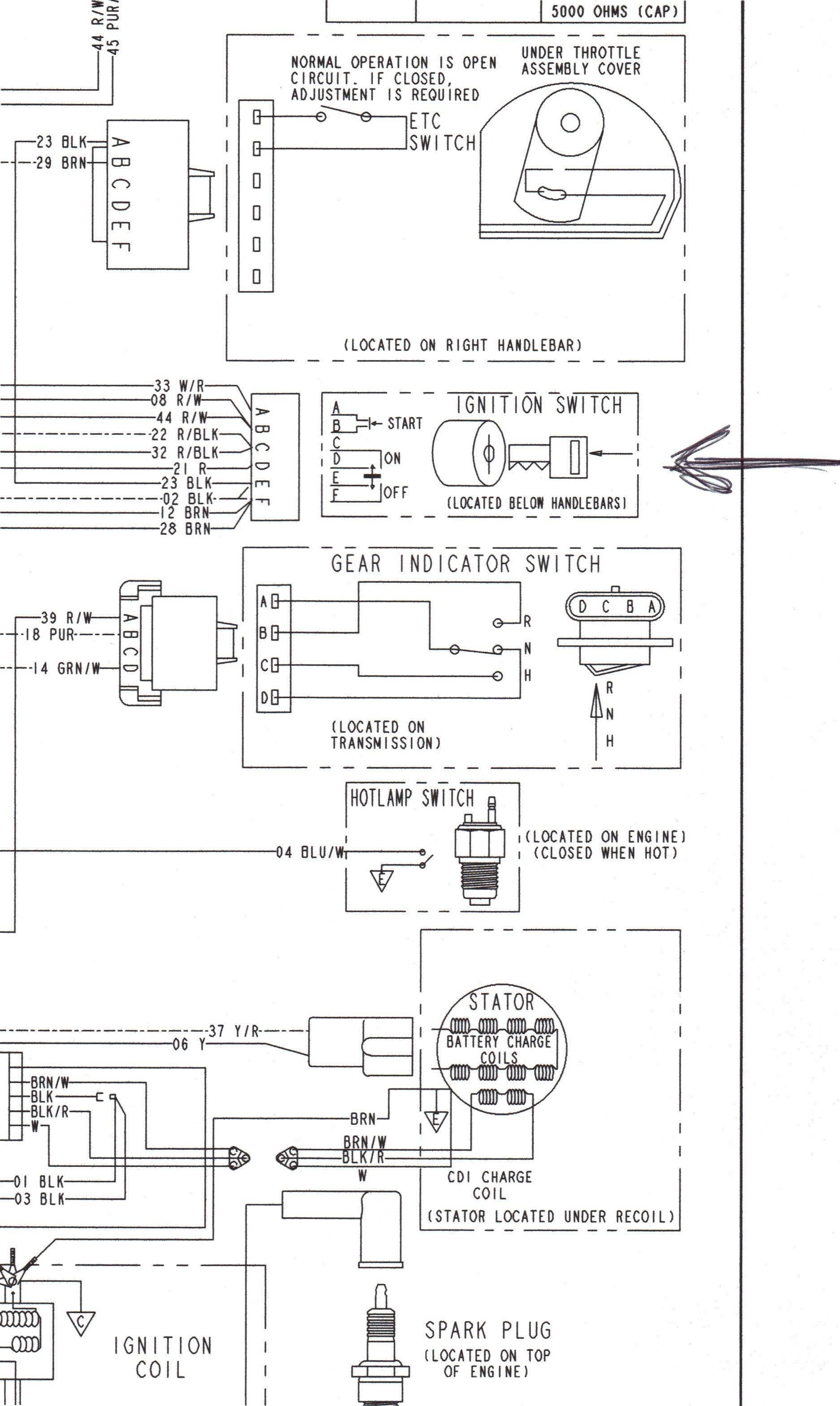 Polaris 250 4x4 Wiring Diagram 70
