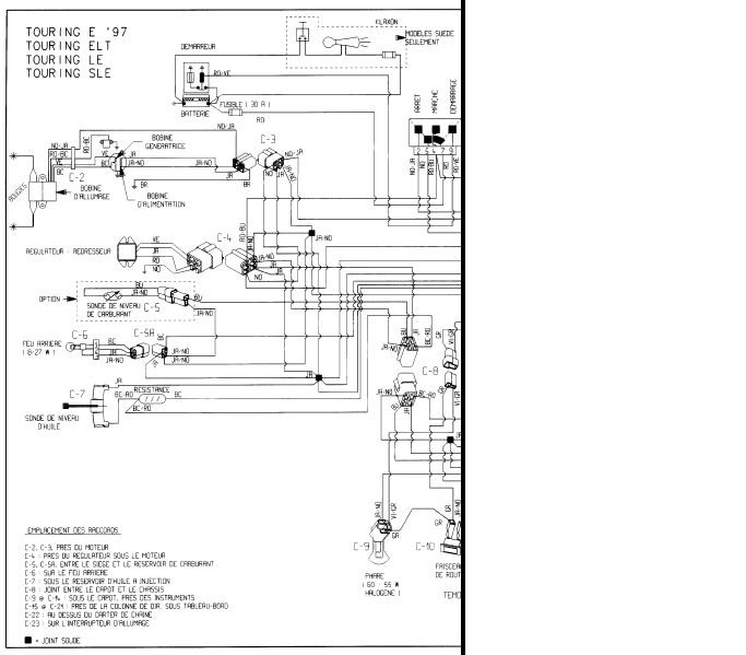 Ski Doo Summit 800 Wiring Diagram Fuse Diagram For 02 Cavalier Bege Wiring Diagram