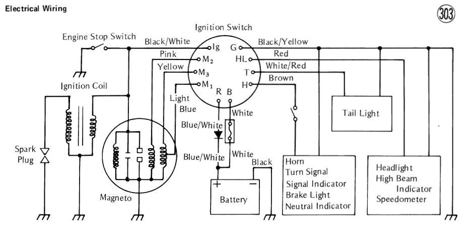 Cool Kawasaki Ignition Switch Wiring Diagram Diagram Data Schema Wiring Cloud Filiciilluminateatxorg