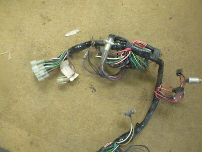 Brilliant Mg Mgb Roadster Wiring Loom Main Dash Harness 1978 55 00 Wiring Cloud Domeilariaidewilluminateatxorg