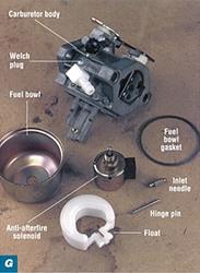 Groovy How To Rebuild Or Repair A Small Engine Carburetor Briggs Stratton Wiring Cloud Loplapiotaidewilluminateatxorg