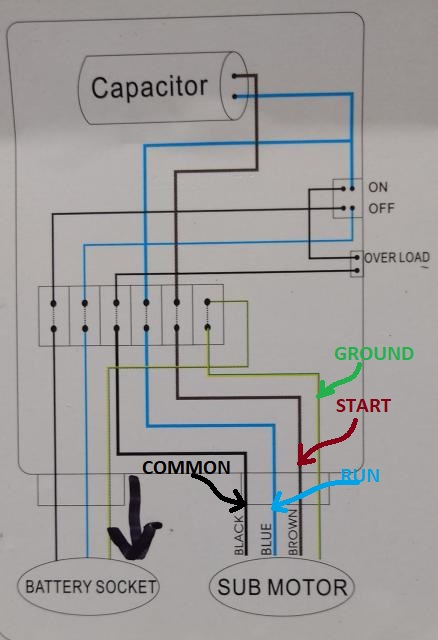 Ds 8427 Water Well Pump System Diagram On Well Pump Switch Wiring Diagram Schematic Wiring