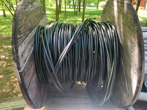 Pleasing Used Underground Wire And Conduit For Sale In Little Elm Letgo Wiring Cloud Faunaidewilluminateatxorg