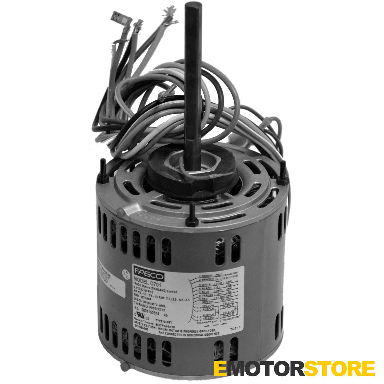 Fasco 2 Sd Motor Wiring Diagram