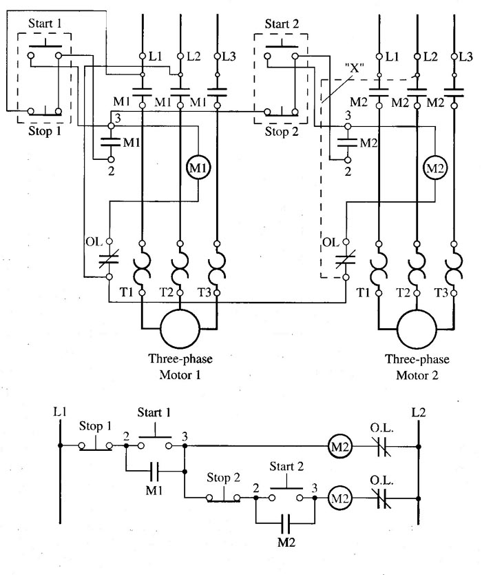 Dy 8021  Wire Diagram Motor Starter Wiring Diagram