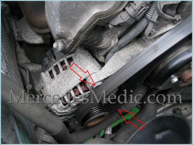 Db 0327  Mercedes Alternator Wiring Schematic Wiring