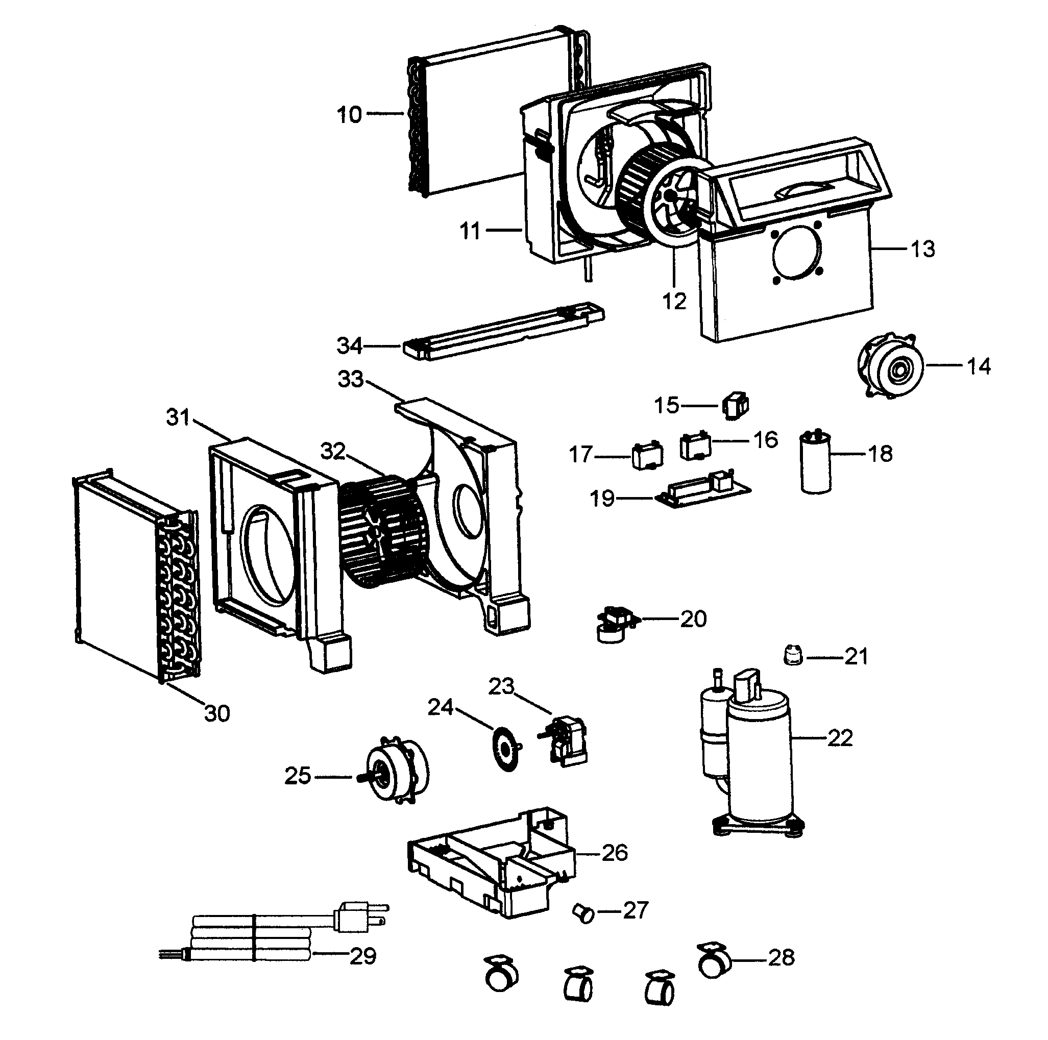 vl_0318] air conditioner capacitor wiring diagram free download wiring free  diagram  sieg opein mohammedshrine librar wiring 101