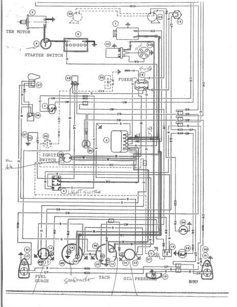 Sc 0795  Austin Healey Bn1 Wiring Diagram Schematic Wiring