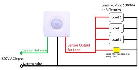 outside light wiring diagram uk ze 2050  security light wiring code  ze 2050  security light wiring code