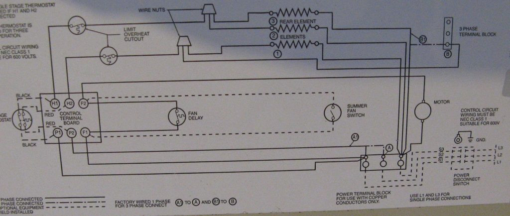 Dayton Garage Heater Wiring Diagram