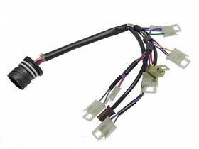 Swell Amazon Com Bmw E39 E46 Wiring Harness W Temp Sensor A T A5S 325Z Wiring Cloud Mousmenurrecoveryedborg