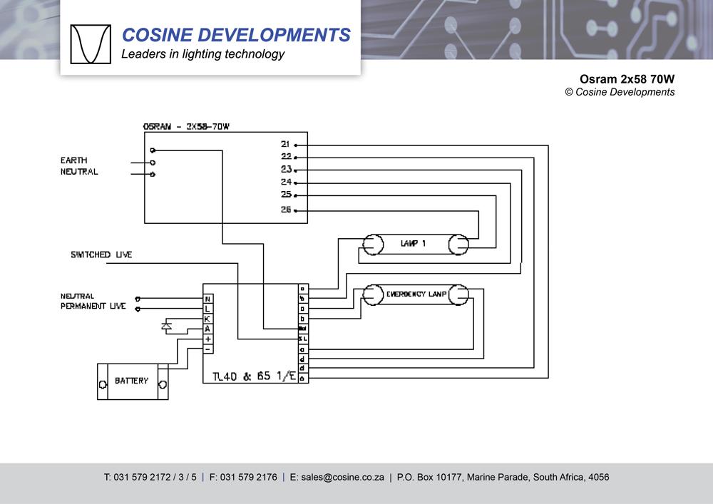 Marvelous Osram Wiring Diagram Diagram Data Schema Wiring Cloud Waroletkolfr09Org