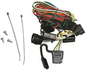 Surprising Trailer Wiring Harness Kit For 98 02 Honda Passport 98 00 Isuzu Wiring Cloud Itislusmarecoveryedborg