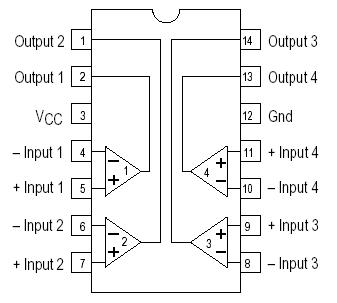 Stupendous List Of 10 Op Amps Pin Configuration Of Ics And Working Principles Wiring Cloud Lukepaidewilluminateatxorg
