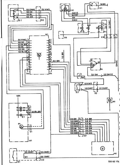 Fine 65 71 Wiring Diagram For Electronic Cruise Control 65 Wiring Cloud Uslyletkolfr09Org