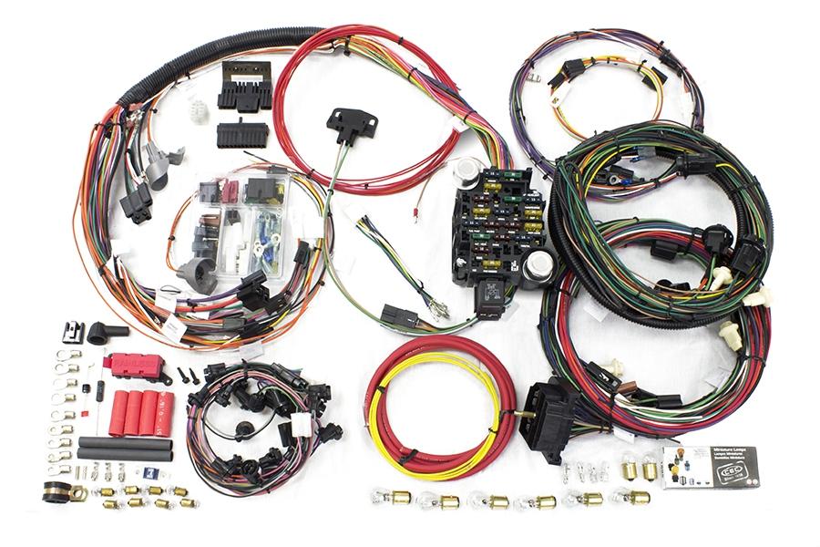 Amazing 26 Circuit Direct Fit 1969 Chevelle Malibu Harness Painless Wiring Cloud Uslyletkolfr09Org