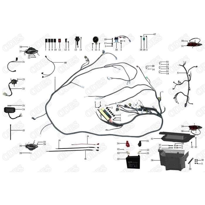 american sportworks wiring diagram odes utv engine diagram wiring diagram data  odes utv engine diagram wiring