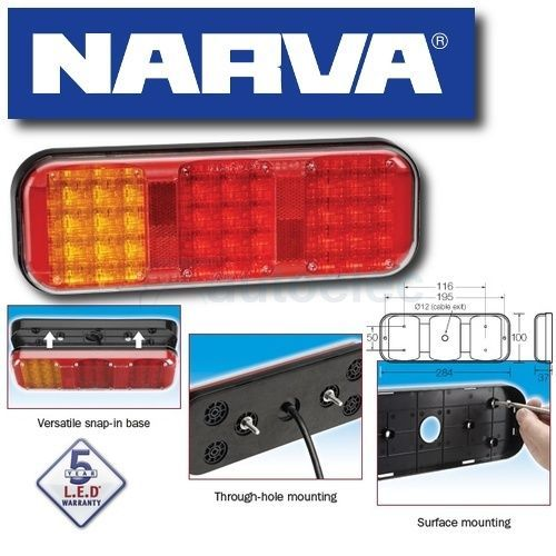 Ho 2041 Narva Led Wiring Diagram Schematic Wiring