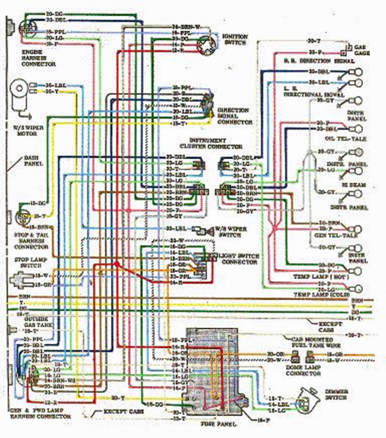 1963 Chevy Pickup Wiring Diagram - 2013 Ford Mustang Fuse Diagram for Wiring  Diagram SchematicsWiring Diagram Schematics
