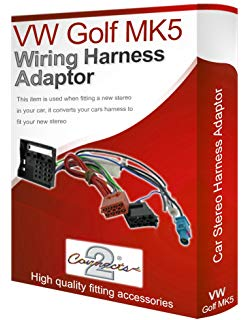 Superb Vw Polo Cd Radio Stereo Wiring Harness Adapter Lead Amazon Co Uk Wiring Cloud Licukaidewilluminateatxorg