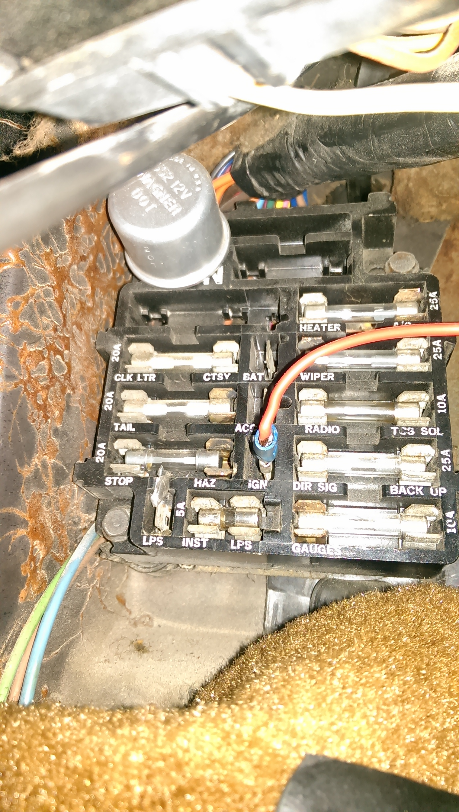 Enjoyable 1968 Corvette Fuse Box Wiring Diagram Database Wiring Cloud Licukaidewilluminateatxorg