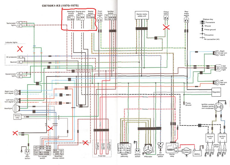 [WLLP_2054]   Nighthawk 650 Wiring Diagram For - Wiring Diagrams | 1983 Honda Nighthawk Wiring Harness Diagram |  | karox.fr