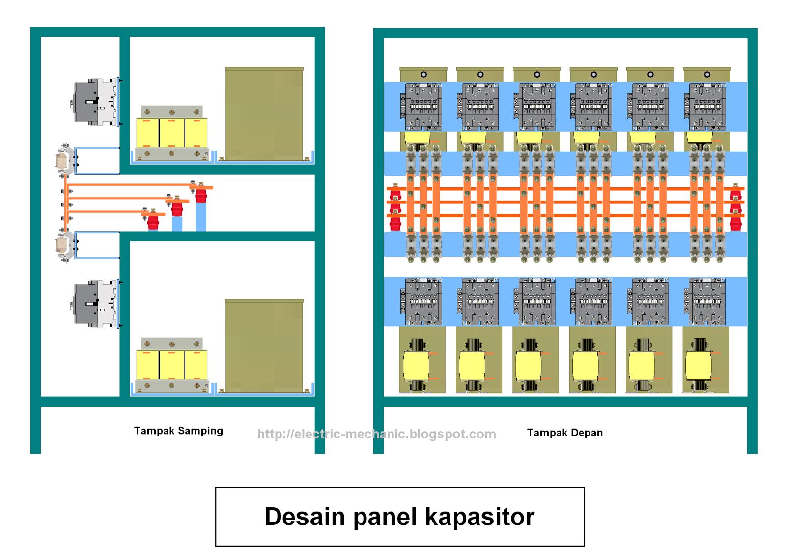 ZZ_5600] Wiring Diagram Kapasitor Bank Wiring Diagram