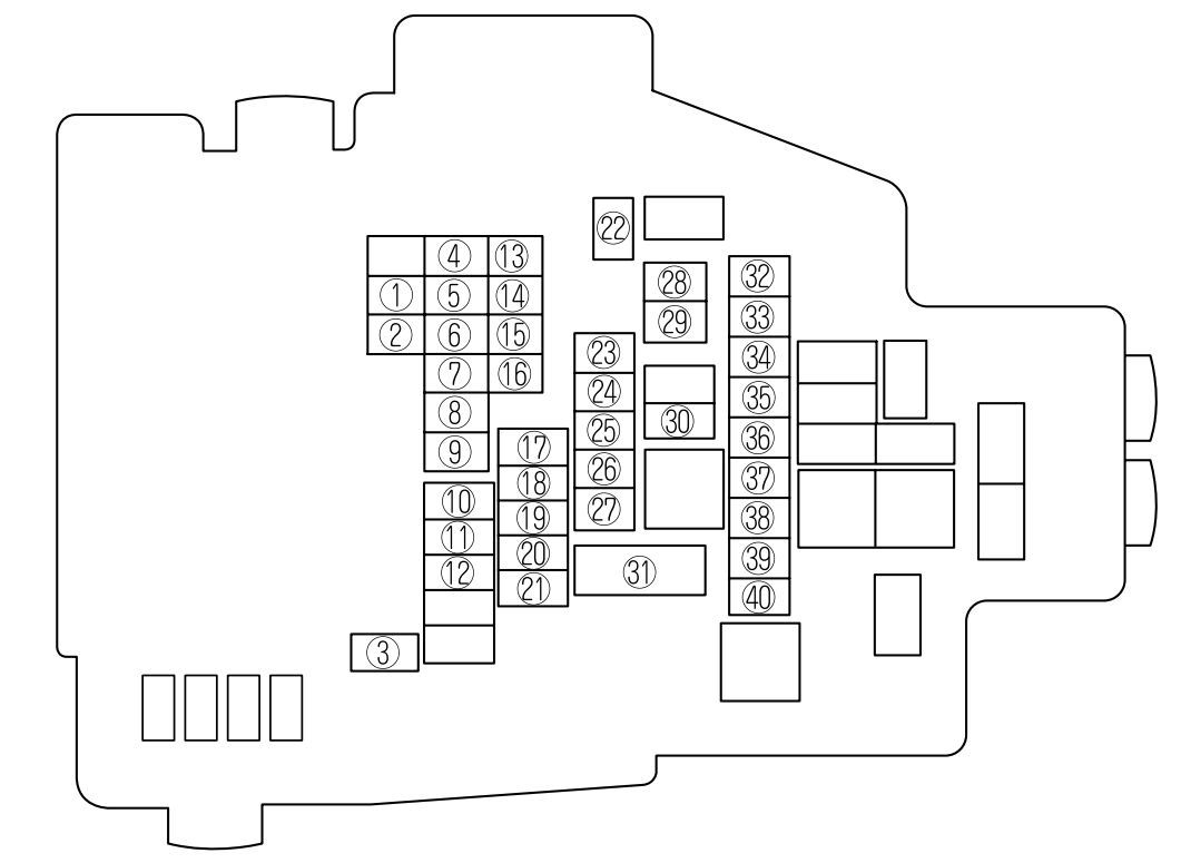 2009 tacoma wiring diagram az 0657  2009 mazda 6 fuse box diagram on 2000 toyota tacoma fuse  fuse box diagram on 2000 toyota tacoma