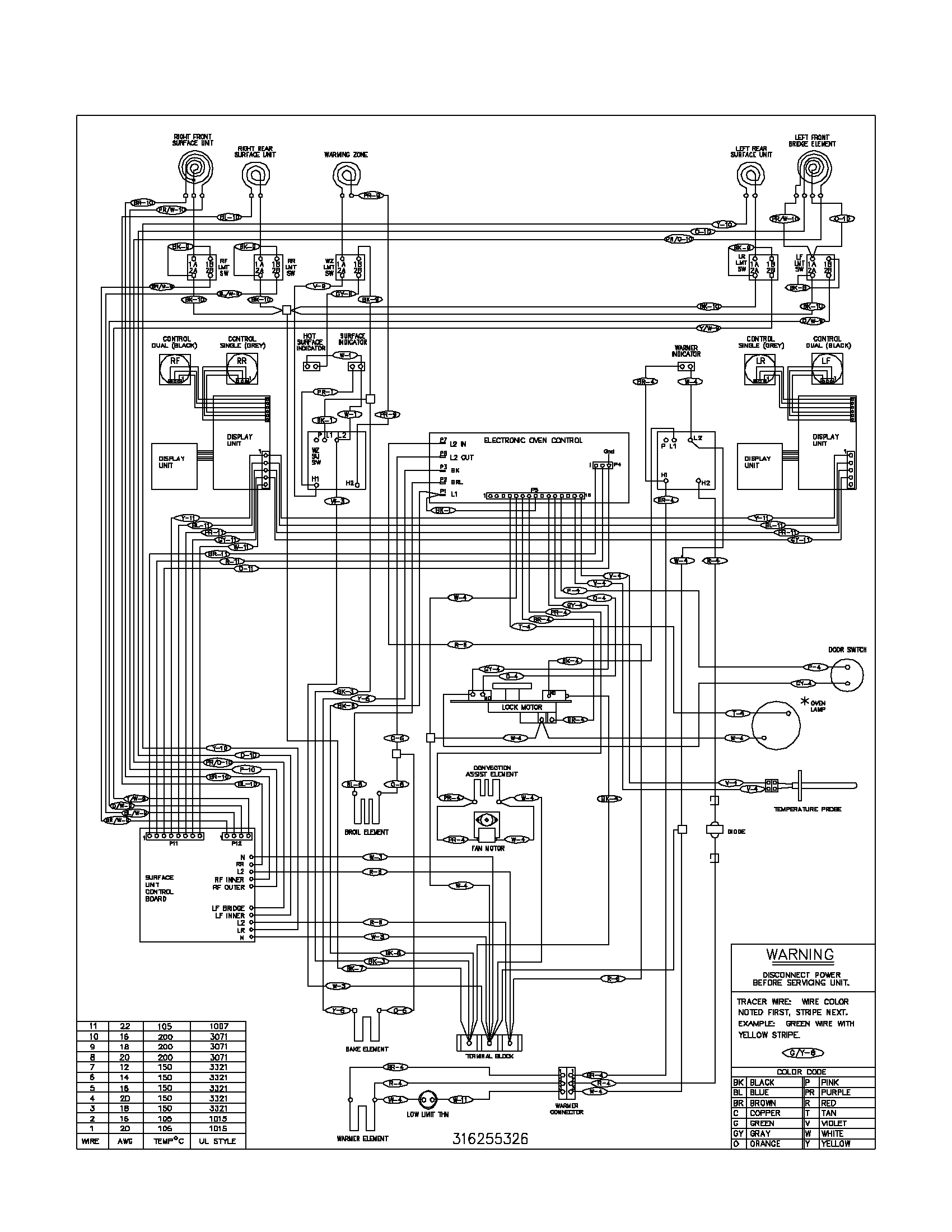CA_1916] Electric Range Wiring Diagram Likewise Frigidaire Electric RangeIvoro Vira Mohammedshrine Librar Wiring 101